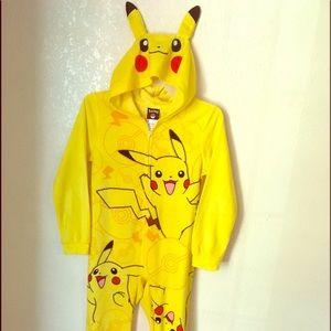 Pikachu Pijama
